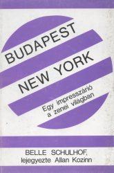 Budapest - New York