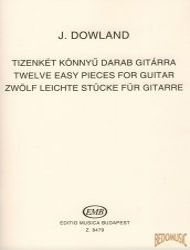 Tizenkét könnyű darab gitárra