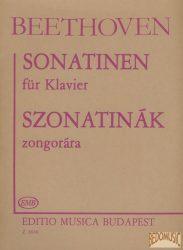 Szonatinák zongorára