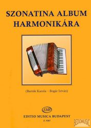 Szonatina-album harmonikára
