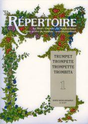 Repertoire zeneiskolásoknak - trombita 1.
