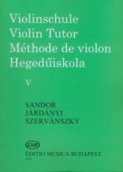 Hegedűiskola V.
