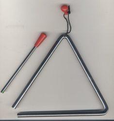 Triangulum KB. 14 cm-es