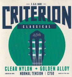 La Bella Criterion C750 klasszikus gitárhúr garnitúra