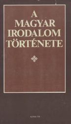 A magyar irodalom története (1982)