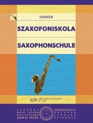 Szaxofoniskola