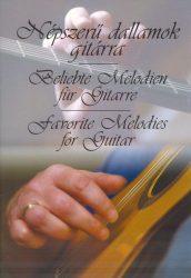 Népszerű dallamok gitárra