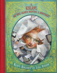 A kislány, aki meg akarta menteni a könyveket