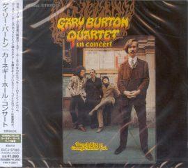 Gary Burton Quartet - In Concert (CD)