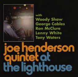 Joe Henderson Quintet - At the Lighthouse (CD)