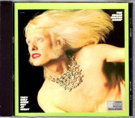 Edgar Winter Group - They Only Come Out at Night (CD)