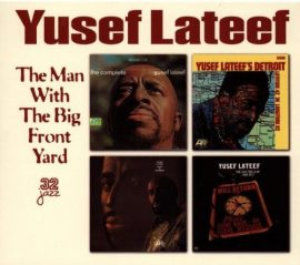 Yusef Lateef - The Man The Big Front Yard (3CD)