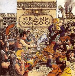 Frank Zappa / The Mothers - The Grand Wazoo (CD)