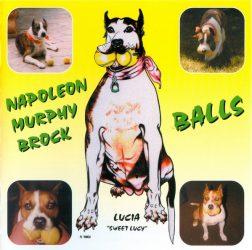 Napoleon Murphy Brock - Balls (CD)