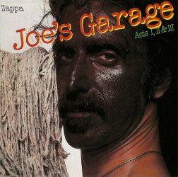 Frank Zappa - Joe's Garage Acts I, II & III (CD)