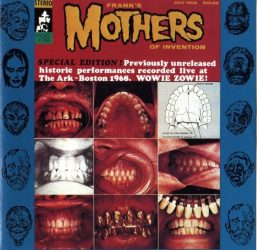 Frank Mothers of Invention - The Ark (CD)