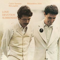 Carlos Santana - Mahavishnu John McLaughlin - Love Devotion Surrender (CD)
