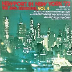 Newport in New York '72 - The Jam Sessions, vol. 4. (CD)