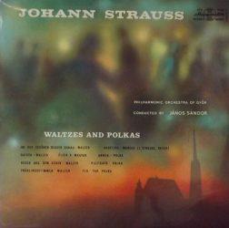 Strauss - Keringők és polkák