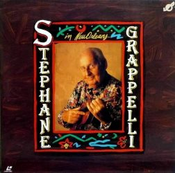 Stephane Grappelli - In New Orleans - Laser Disc