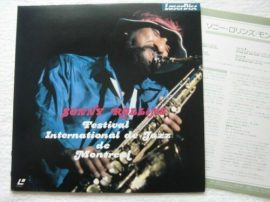 Sonny Rollins - Festival International de Jazz de Montreal - Laser Disc
