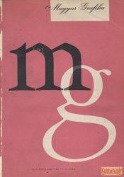Magyar Grafika 1957. 1-6. szám