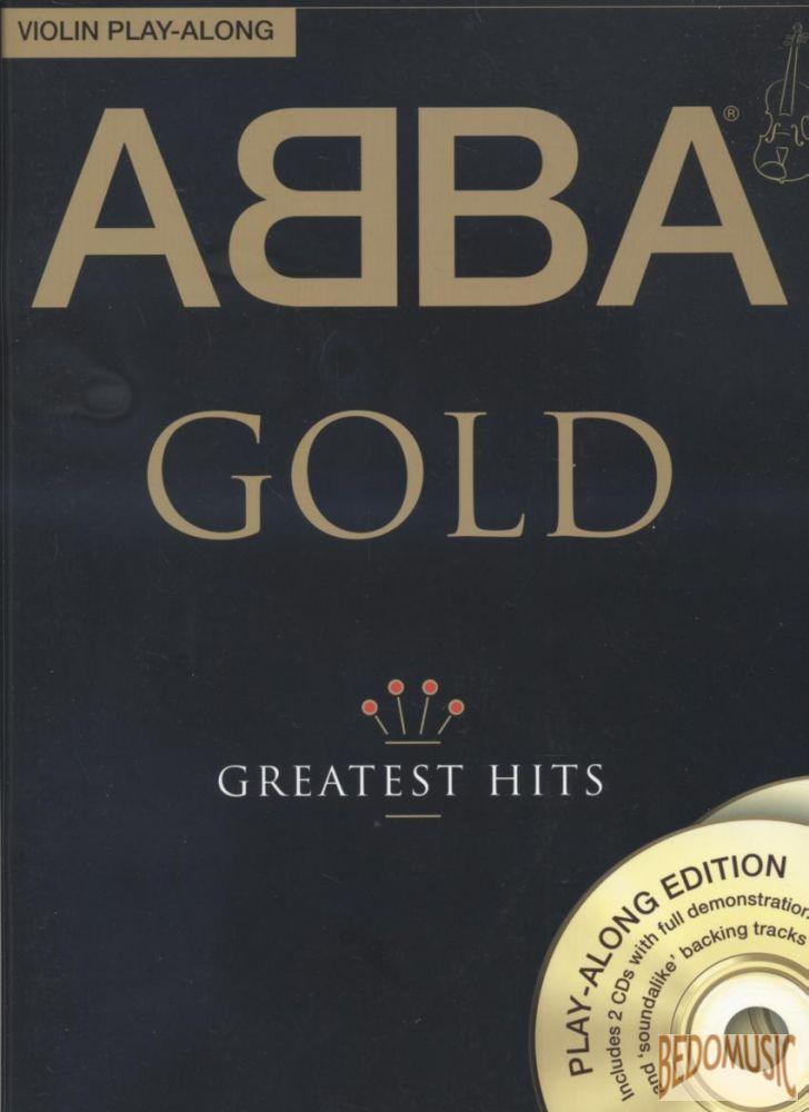 ABBA Gold (hegedűre)