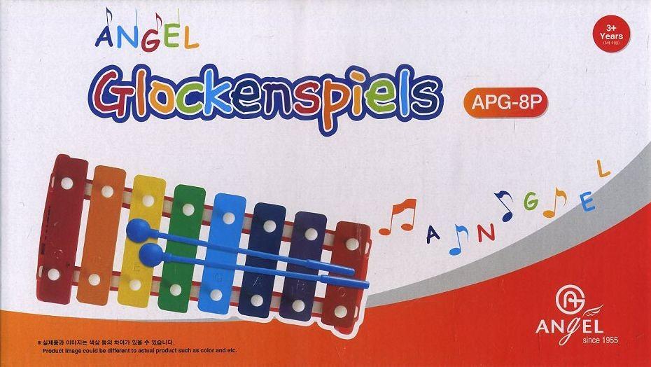 Angel Glockenspiel APG-8P