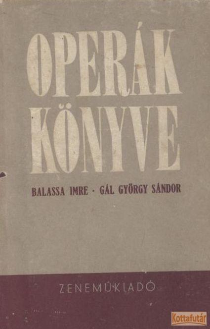 Operák könyve (1954)
