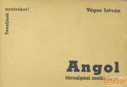 Angol társalgási zsebkönyv (1973)