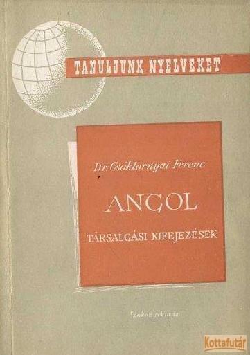 Angol társalgási kifejezések (1963)