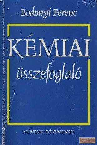 Kémiai összefoglaló (1987)