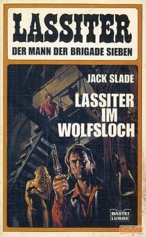 Lassiter im Wolfsloch