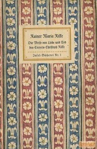 Die Weise von Liebe und Tod des Cornets Christopf Rilke