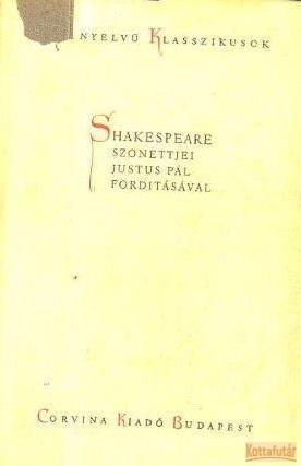 Shakespeare szonettjei (Kétnyelvű Klasszikusok)