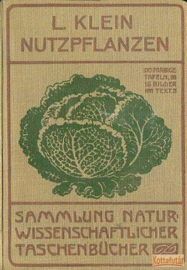 Nutzpflanzen der Landwirtschaft und des Gartenbaues
