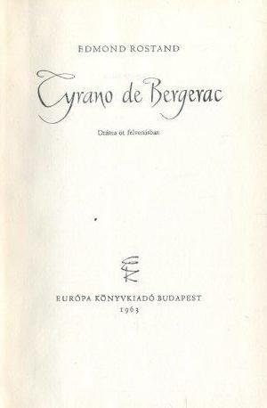 Cyrano de Bergerac (1963)