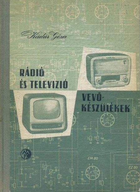 Rádió és televízió vevőkészülékek (1956-1967)