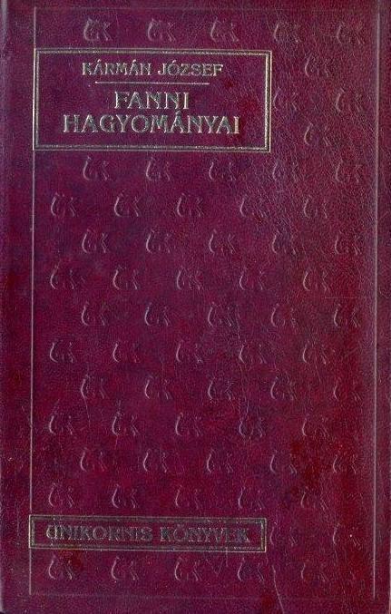 Fanni hagyományai (1991)