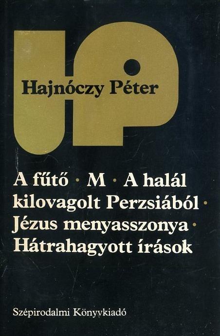 Hajnóczy Péter művei
