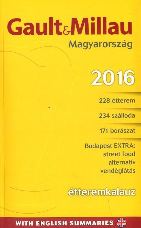Gault & Millau Étteremkalauz 2016