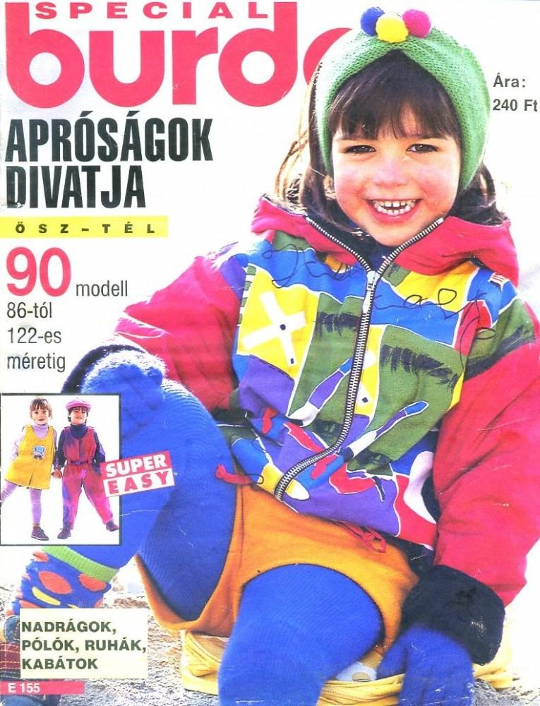 Special Burda - Apróságok divatja