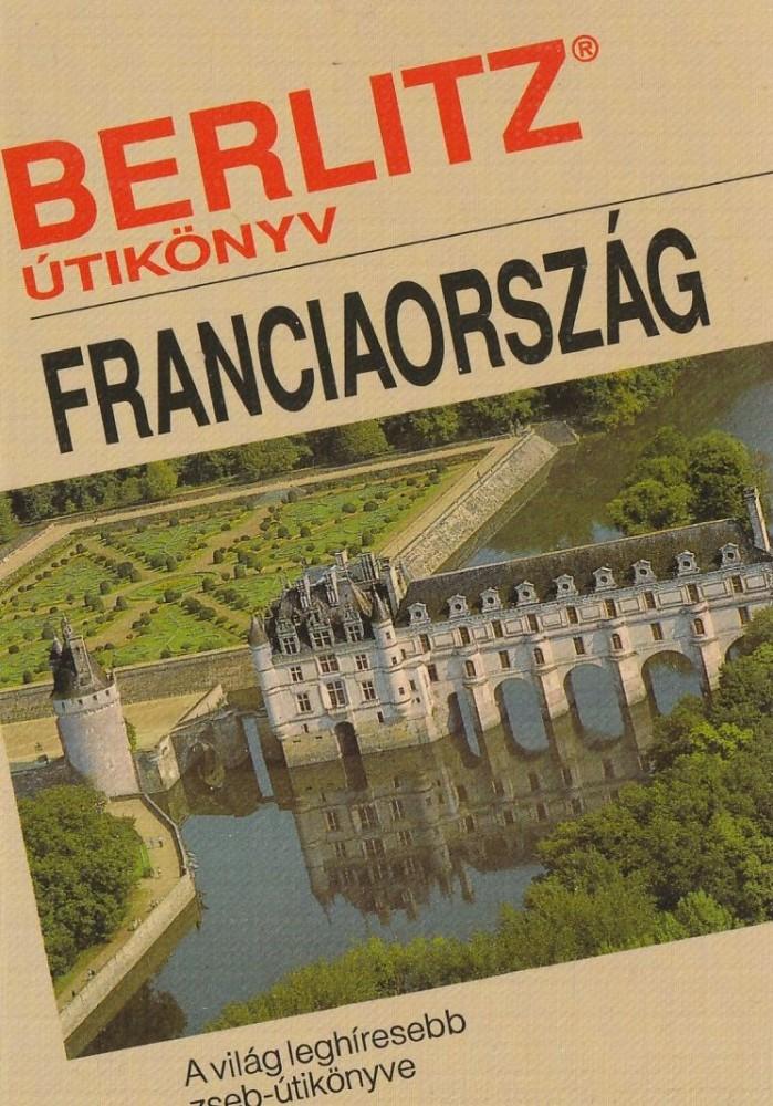 Franciaország (Berlitz)