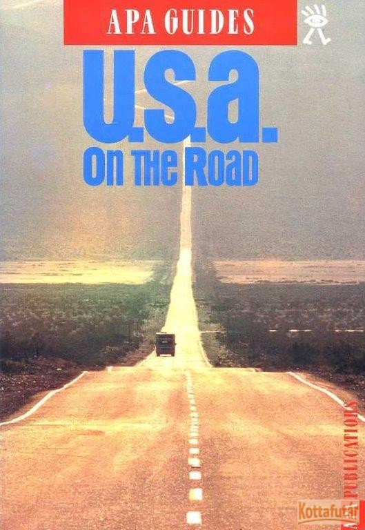 U.S.A. on the road