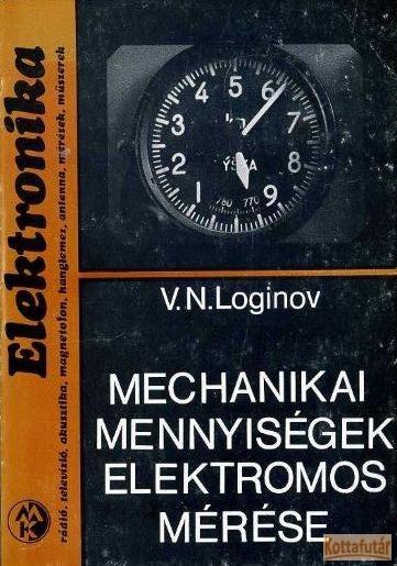 Mechanikai mennyiségek elektromos mérése