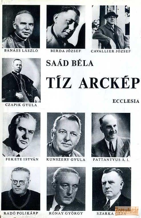 Tíz arckép