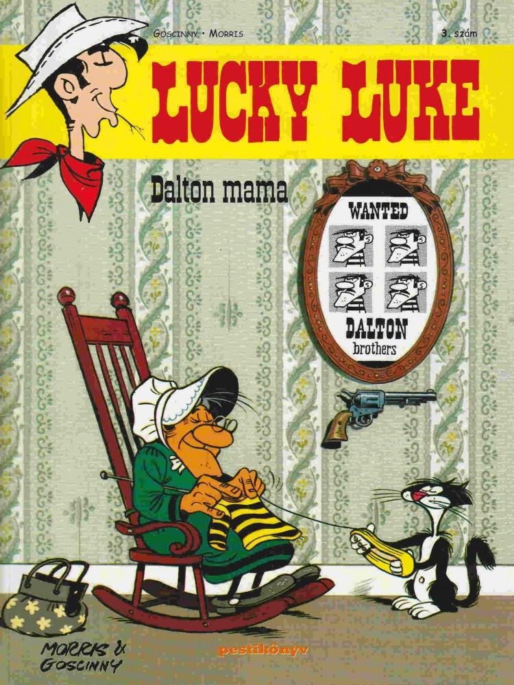 Lucky Luke - Dalton mama