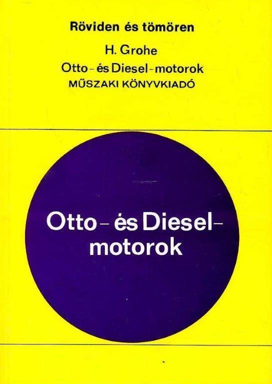 Otto- és Diesel-motorok