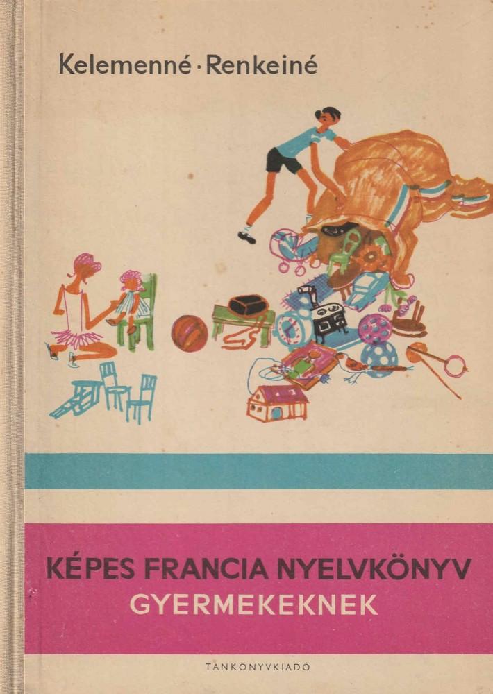 Képes francia nyelvkönyv