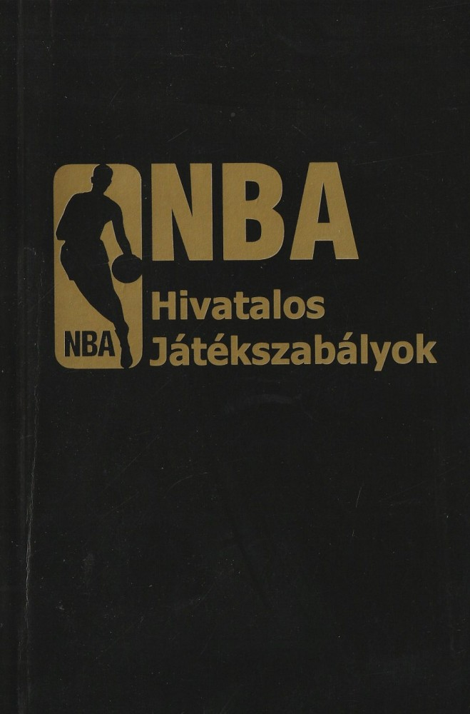 NBA - Hivatalos játékszabályok